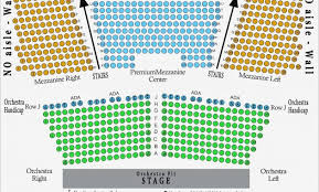 Scope Seating Chart Richard Rodgers Theatre Large Broadway Seating Charts