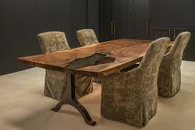 wonderful magnificent custom dining table from aspen design room intended for custom wood table attractive