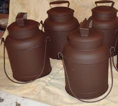 rustic kitchen canister sets type