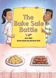 How To Have A Bake Sale Rigby Literacy Collections Take Home Library Middle Primary The