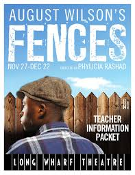 fences teacher information packet by long wharf theatre issuu