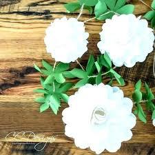 Crepe Paper Flower Balls Crepe Paper Flowers Wedding Auroravine Com