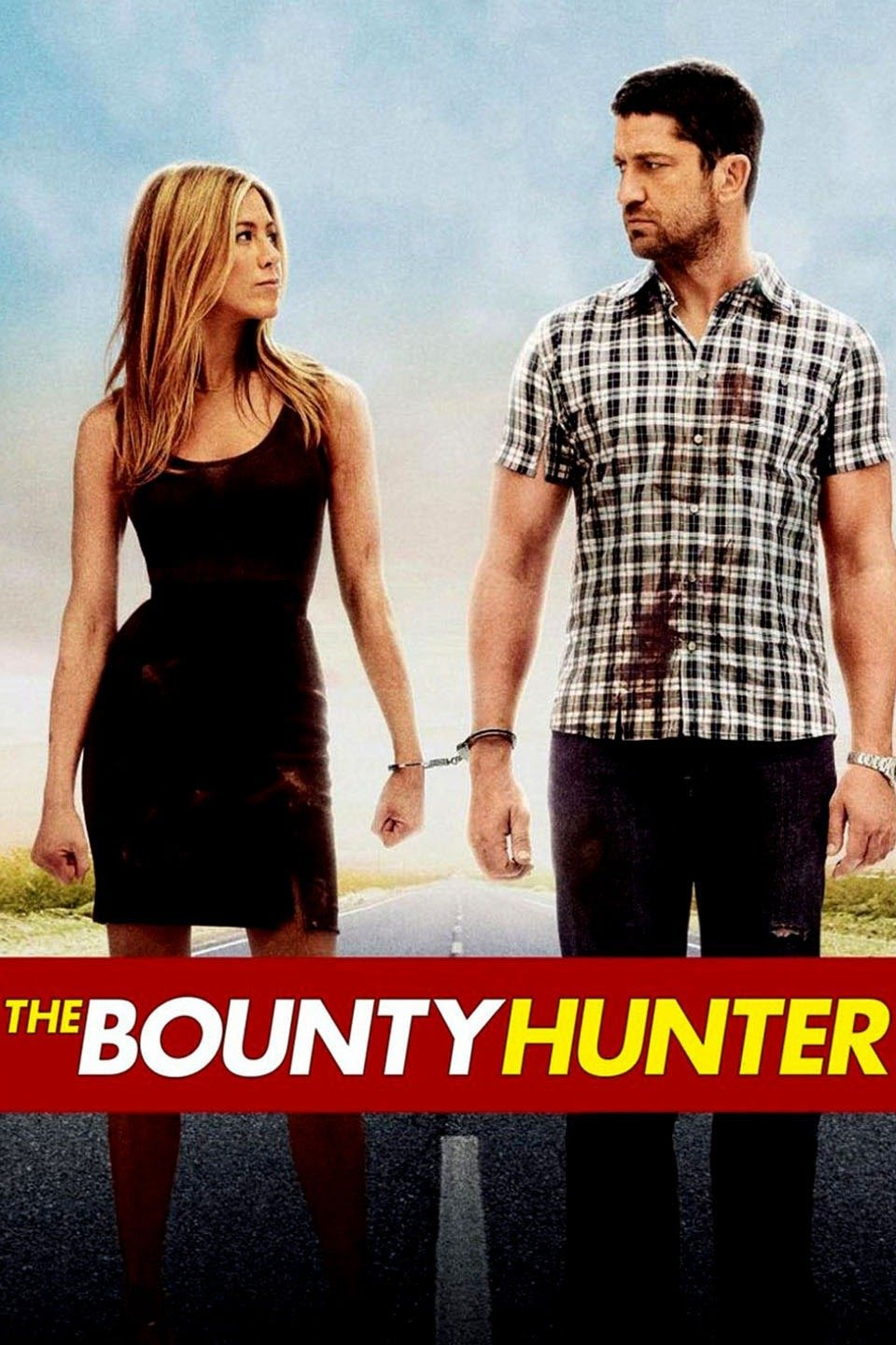 The Bounty Hunter (2010)  (Hindi-English) 480p | 720p