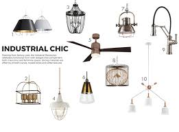 industrial chic lighting. Main Industrial Chic Lighting