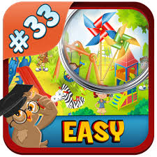 The types of puzzles to be solved can test many problem solving skills including logic, strategy, pattern recognition, sequence solving, and word completion. Amazon Com 33 Kids Playground New Free Hidden Object Games Appstore For Android