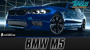 BMW 5 Series how fast is the bmw m5 : Need For Speed No Limits: BMW M5 (MAXXED OUT + Tuning [All Black ...
