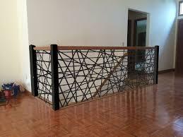 Custom Metal Stair Railings