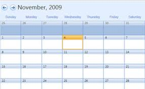 Outlook Cant Get Monthly Calendar View Back