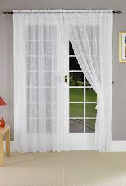 front door curtain ideas