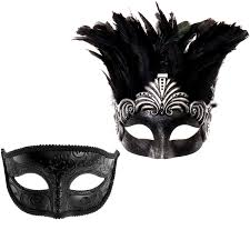 Glitter Mask Designs Amazon Com Ilovemasks Black Glitter Eye Mask Black Silver