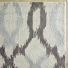 ikat area rug amazing fashionable area rug blue designs wool for plans ikat ivory blue area ikat area rug