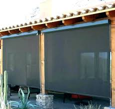 blinds for outside patio patio dry ideas backyard patio shade ideas exterior window blinds shades lovely
