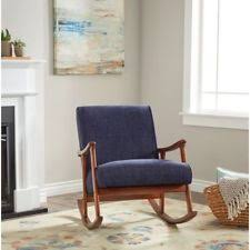 Solid Wood Rocking Chairs eBay