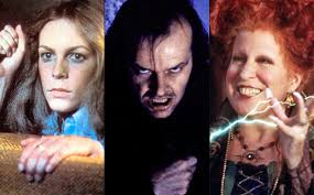 Here's your guide to every horror movie airing the week of Halloween