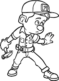 Wreck It Ralph Hammer Coloring Page wreck it ralph hammer coloring page wecoloringpage on hammer coloring page