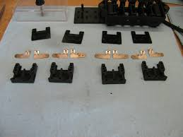 fuse block replacements and alternatives loop frames moto here are four fuse holders the material removed for the terminals