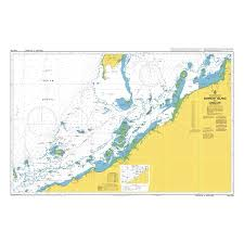 Australian Hydrographic Charts Admiralty Chart Aus0743 Barrow Island To Onslow