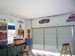 side garage door openerChange Garage Door Track   Changing a Roller Garage Door Track