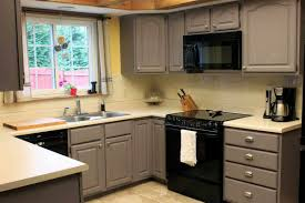 Painting Kitchen Cabinets Color Schemes Home Combo Painting Old