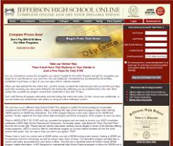 jefferson high school online complaints scambook jefferson high school online