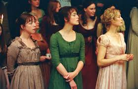 things you didn t know about pride and prejudice the bennet sisters at a ball © pride and prejudice 2005 studio