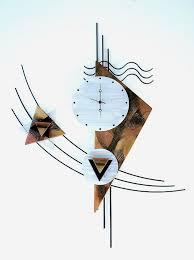 Small Picture artistic wall clocks metal wall clocks wall clock sculptures