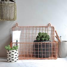 amazing hanging wall basket for bathroom storage glamorous design idea of best wire flower kitchen office toy