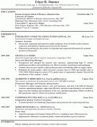What Should A Good Resume Look Like