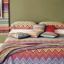 buy missoni home trevor duvet cover    amara