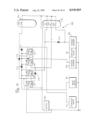 patent us4949805 electrically controlled auxiliary hydraulic Bobcat Skid Steer Hydraulic Diagram Bobcat Skid Steer Hydraulic Diagram #77 bobcat skid steer hydraulic schematic