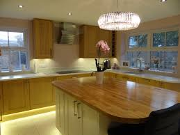 Plinth Lighting For Kitchens Domestic Kitchens