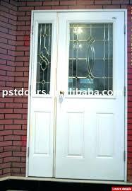 how to insulate front door how to insulate sliding glass doors for winter insulate glass doors insulated front doors steel front insulated front door with