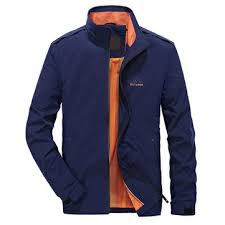 mens <b>stand collar</b> casual spring <b>autumn</b> outdoor <b>embroidery</b> ja at ...