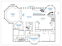 floor planning. Plain Planning Fleet Science Center Ground Floor  For Planning