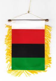 <b>Rear View</b> Hanging Flags | Flagline