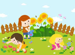 Image result for gardening clipart