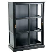 small bookcase image of display cabinets glass with doors ikea case glass door display cabinet