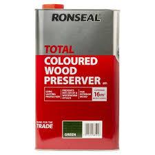 Ronseal Total Wood Preservative