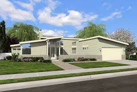 Shed Roof Home Plans Modern House Plans Shed Roof
