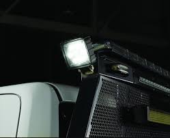 Truck Work Lights Commander 750 And 1200 Series Work Lights Federal Signal