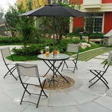 Patio Table And Umbrella Sets sweet deals on patio furniture sets