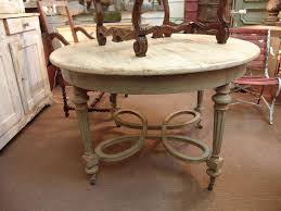 round dining room tables antique. antique country french louis xvi round dining table - sold room tables r