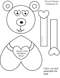 Excellent Jesus Loves Me Coloring Pages Printables 73 In With Jesus