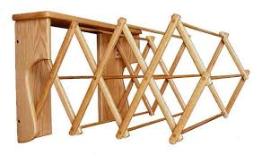 wooden drying rack off 66