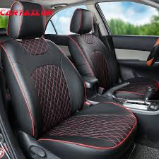 seat covers 2017 toyota camry cartailor car seat cover pu leather car seats for toyota corolla