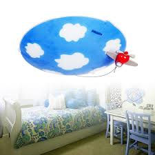 kids ceiling light phenomenal baby blue flush mount with glass shade interior design 35