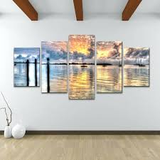 wall art pieces shop for calm waters canvas wall art get free delivery at metal wall on metal wall art cheap as chips with wall art pieces shop for calm waters canvas wall art get free