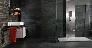 stone bathroom tiles. While Most Of Us Are Familiar With Traditional Bathrooms Ceramic Tiles, There Now Various Materials To Choose From, Creating A Bathroom Design So Stone Tiles