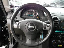 2008 Chevrolet HHR SS Ebony Black Steering Wheel Photo #57961921 ...