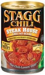 chili can. Contemporary Can Stagg Steakhouse Chili No Beans 15oz Can Pack Of 6 To Chili
